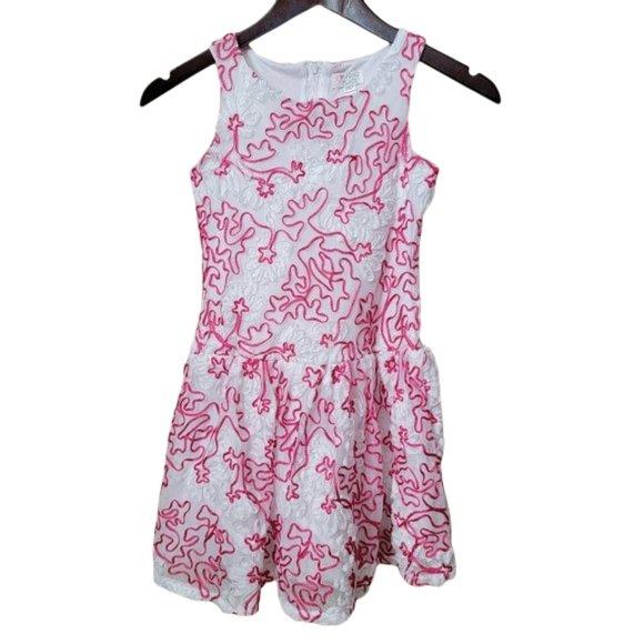 🌻 The Children's Place Dropwaist Textured Dress